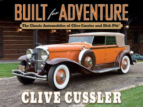 Clive Cussler Built for Adventure