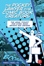 Crowell, Thomas A. The Pocket Lawyer for Comic Book Creators