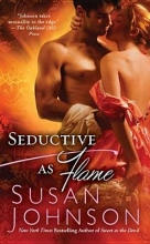 Johnson, Susan Seductive as Flame