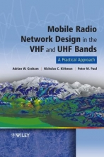 Graham, Adrian Mobile Radio Network Design in the VHF and UHF Bands