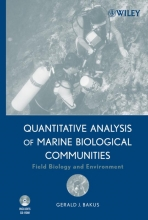 Gerald J. Bakus Quantitative Analysis of Marine Biological Communities