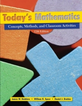 James W. Heddens,   William R. Speer,   Daniel J. Brahier Today`s Mathematics