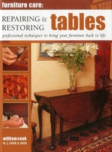 Cook, William,   W. J. Cook & Sons Furniture Care Repairing & Restoring Tables