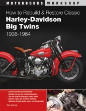 Rick Schunk How to Rebuild and Restore Classic Harley-Davidson Big Twins 1936-1964