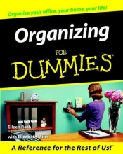 Roth, Eileen,   Miles, Elizabeth Organizing for Dummies