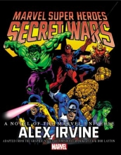 Irvine, Alex Marvel Super Heroes Secret Wars