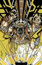 Soule, Charles Death of Wolverine