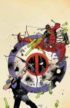 Duggan, Gerry Hawkeye vs. Deadpool