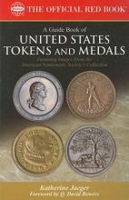 Jaeger, Katherine The Official Red Book A Guide Book of United States Tokens and Medals
