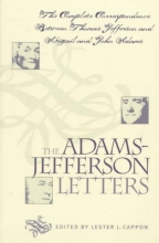 Cappon, Lester J. The Adams-Jefferson Letters
