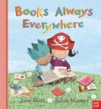 Blatt, Jane Books Always Everywhere