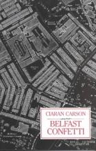 Carson, Ciaran Belfast Confetti