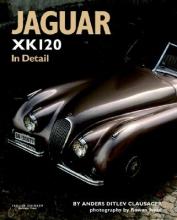 Anders Ditlev Clausager Jaguar XK120 in Detail