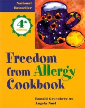 Greenberg, Ronald Freedom from Allergy Cookbook