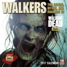 Walkers 2017 Calendar