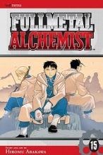 Arakawa, Hiromu Fullmetal Alchemist 15