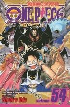 Oda, Eiichiro One Piece, Volume 54