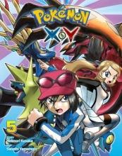 Kusaka, Hidenori Pokemon X-Y 5