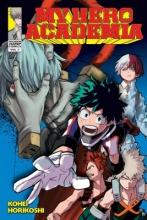 Horikoshi, Kohei My Hero Academia 3
