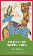 Robshaw, John John Robshaw Creature Notecards [With 16 Envelopes]