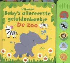 , Baby`s allereerste geluidenboekje De zoo