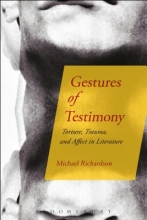 Richardson, Michael Gestures of Testimony