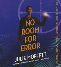 Moffett, Julie No Room for Error