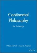 McNeill, William Continental Philosophy