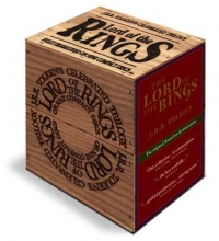 Tolkien, J. R. R. The Lord of the Rings (Wood Box Edition)
