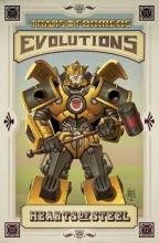 Dixon, Chuck Transformers