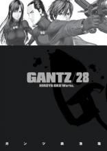 Oku, Hiroya Gantz, Volume 28
