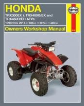 Mike Stubblefield Honda TRX300Ex, TRX400X/Ex, TRX450R/Er ATVs (93 - 14)