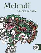 Skyhorse Publishing Mehndi: Coloring for Artists