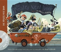 Duddle, Jonny Pirates Next Door Book & CD