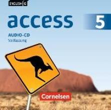 Rademacher, Jörg English G Access Band 5: 9. Schuljahr - Allgemeine Ausgabe - Audio-CDs