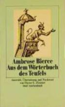 Bierce, Ambrose Aus dem Wrterbuch des Teufels