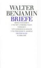 Benjamin, Walter Briefe