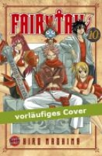 Mashima, Hiro Fairy Tail 10
