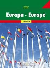 , Europa Autoatlas 1:800.000