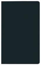 Taschenkalender Pluto geheftet PVC schwarz  2018