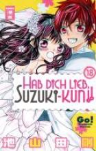 Ikeyamada, Go Hab Dich lieb, Suzuki-kun!! 18