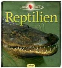 Hutchinson, Mark insider Wissen - Reptilien