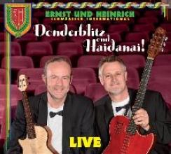 Ernst und Heinrich Donderblitz ond Haidanai! Schwbisch international