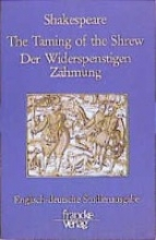 Shakespeare, William Der Widerspenstigen Z?hmung The Taming of the Shrew