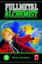 Arakawa, Hiromu Fullmetal Alchemist 02