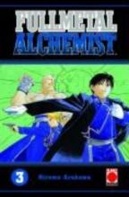 Arakawa, Hiromu Fullmetal Alchemist 03