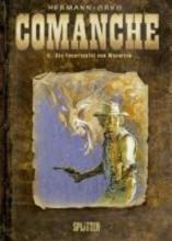 Greg Comanche 09. Die Feuerteufel von Wyoming
