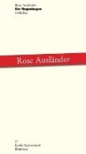 Ausländer, Rose Der Regenbogen