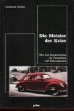 Scheit, Gerhard Die Meister der Krise
