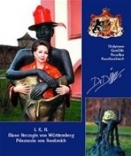Orlik, Roger Diane Herzogin von Württemberg, Prinzessin von Frankreich: Leben und Werk